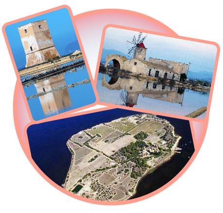 Isola di Mothia, antica colonia fenicia