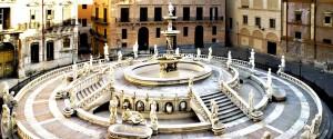 Fontana Piazza Pretoria