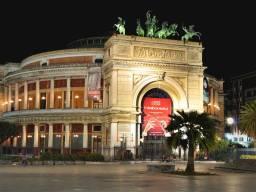 The Politeama Garibaldi theatre